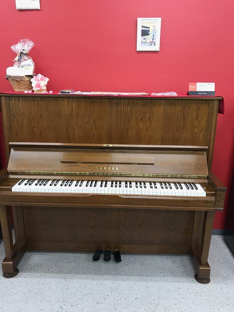 アップライトピアノ W105